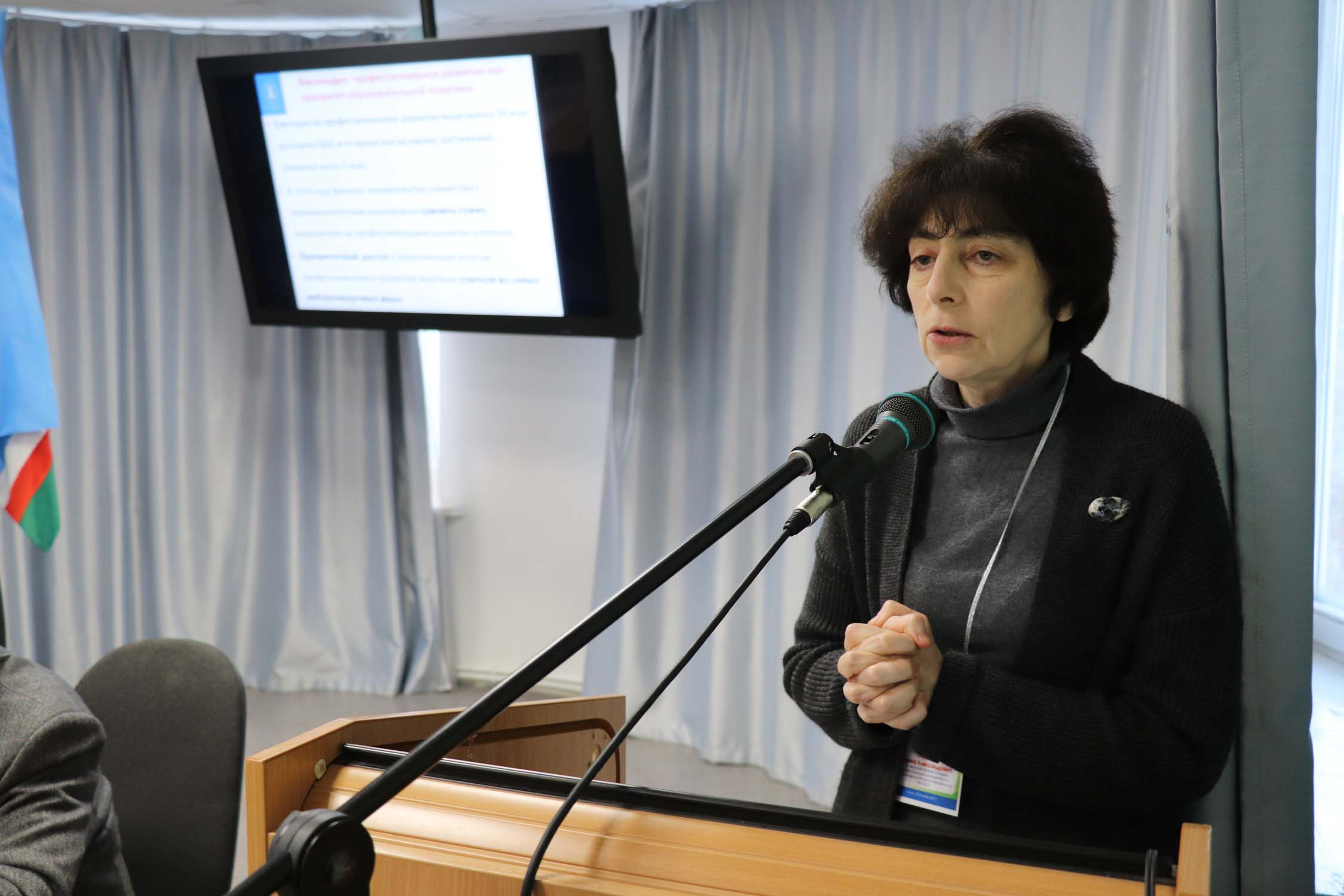 """""""Modern approaches in the evaluation of students' educational results"""" – a lecture at HSE Institute of Education"""