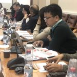 Russian experience in measurement in education. Meeting with READ countries