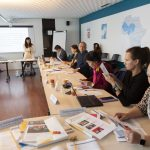 Study tour to OECD and UNESCO IIEP in frames of READ program